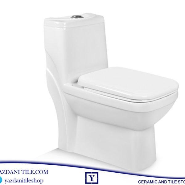 توالت فرنگی مروارید مدل یاریس فروشگاه آنلاین کاشی و سرامیک و کالایی بهداشتی ساختمانی یزدانی