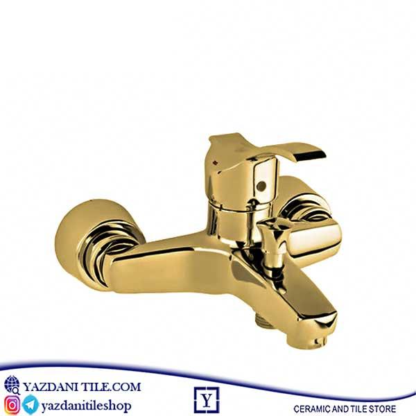 شیر قهرمان مدل آبشار حمام طلایی