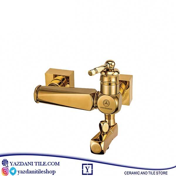 شیر قهرمان مدل ارس حمام طلایی