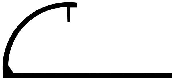 پروباند مدل پروراند پلاس پروفیل بین سطوح و کنج فروشگاه یزدانی تایل